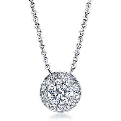 PT850 ダイヤモンドネックレス