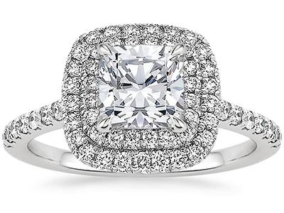 上質ダイヤモンドリング