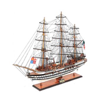 帆船模型コレクター多数
